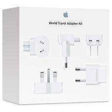 Сетевое зарядное устройство для Apple Apple компл.адаптеров World Travel Adapt.Kit
